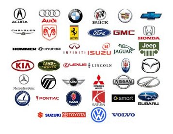 Google Answers: Complete list of US and foreign automobiles